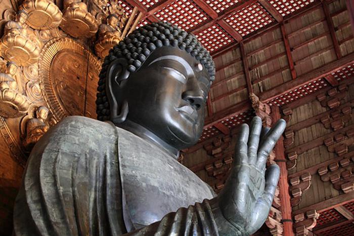 東大寺の大仏さま