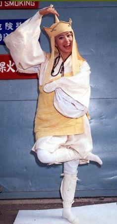 西遊記で夏目雅子が演じた玄奘三蔵法師